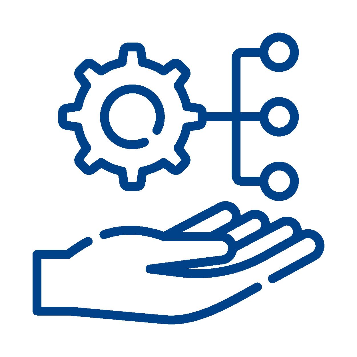Icon Implementierungsstrategie