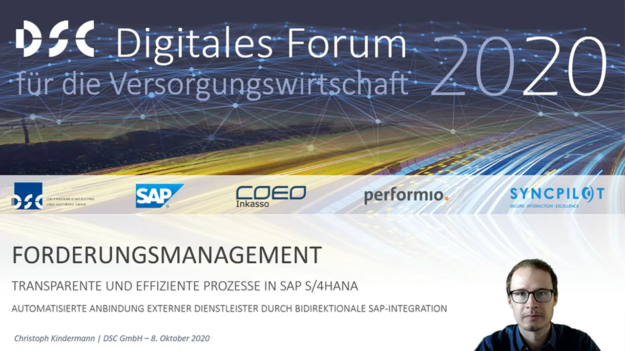 Forderungsmanagement - Transparente und effiziente Prozesse in SAP S/4HANA