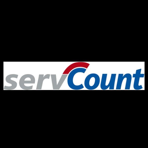 Logo-servCount