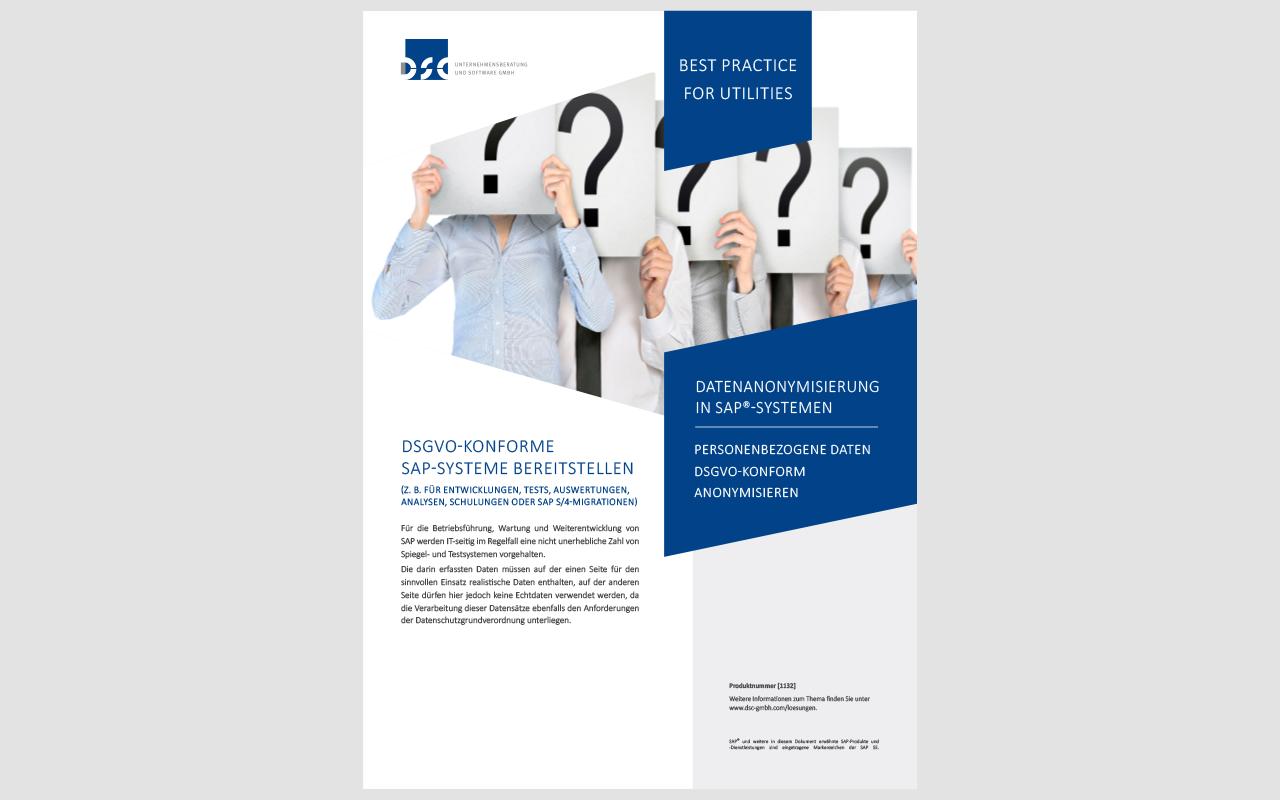 DSGVO-Datenanonymisierung in SAP-Systemen