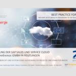 SAP Sales und Service Cloud bei der FairEnergie GmbH
