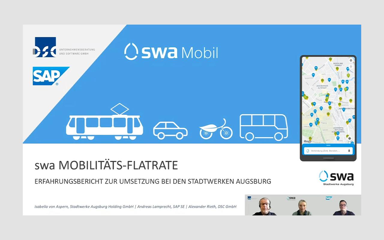 CX - swa Mobilitäts-Flatrate