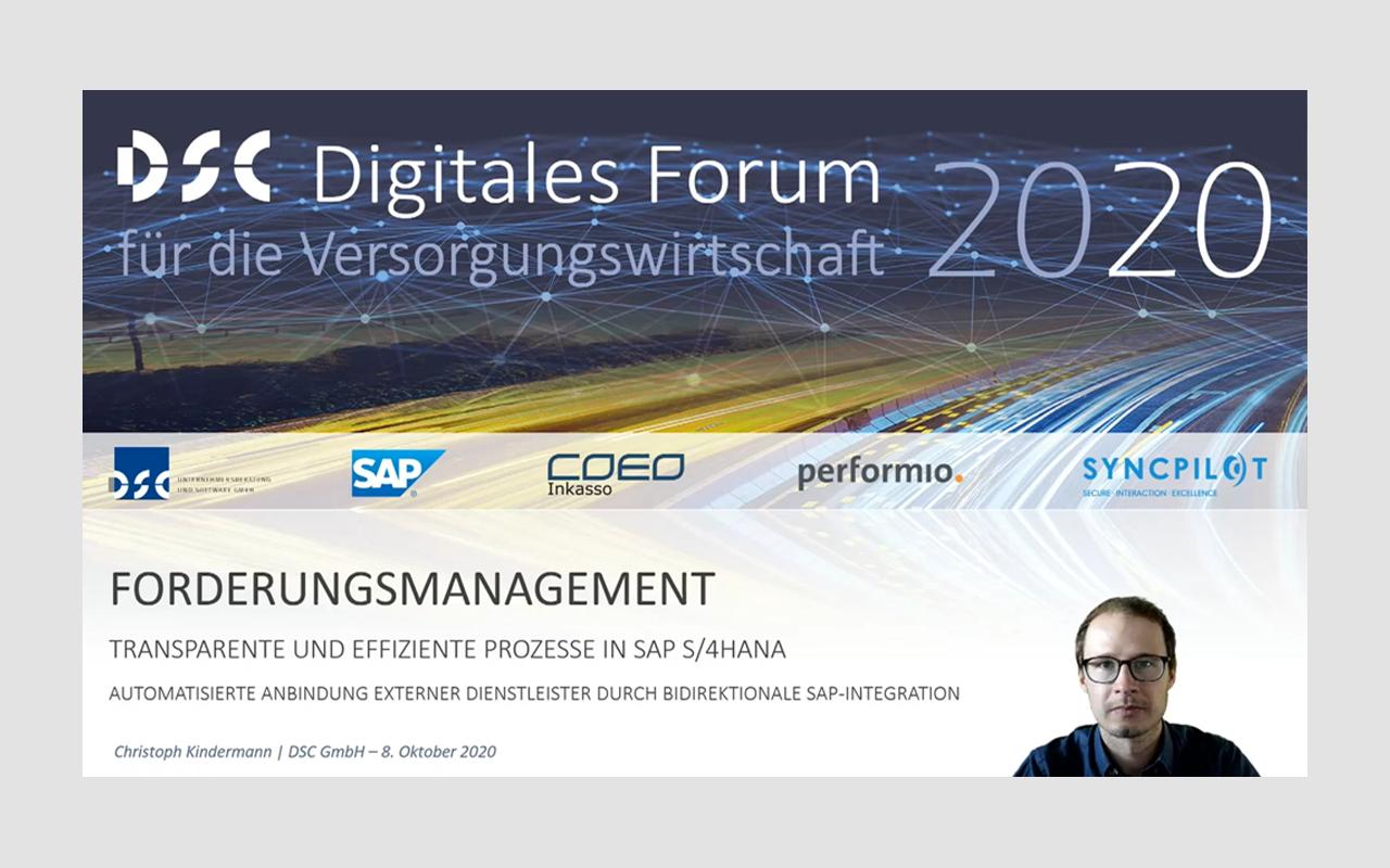 Forderungsmanagement – transparente und effiziente Prozesse in SAP S/4HANA