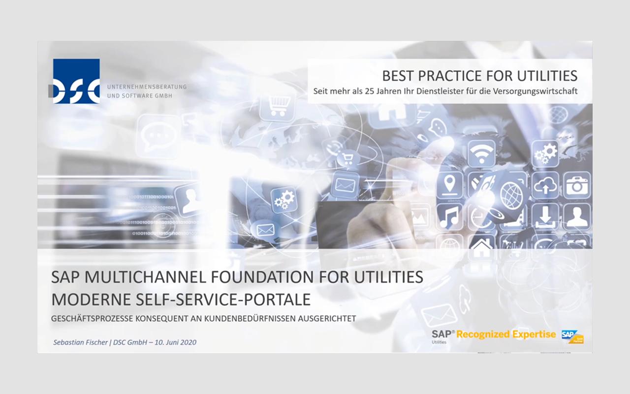 MCF - Geschäftsprozesse an Kundenbedürfnissen ausgerichtet