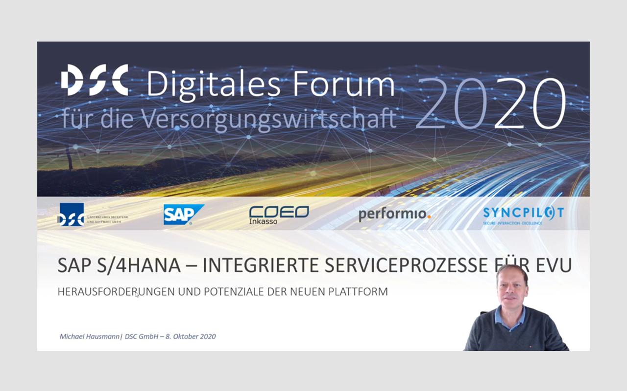SAP S/4HANAIntegrierte Serviceprozesse