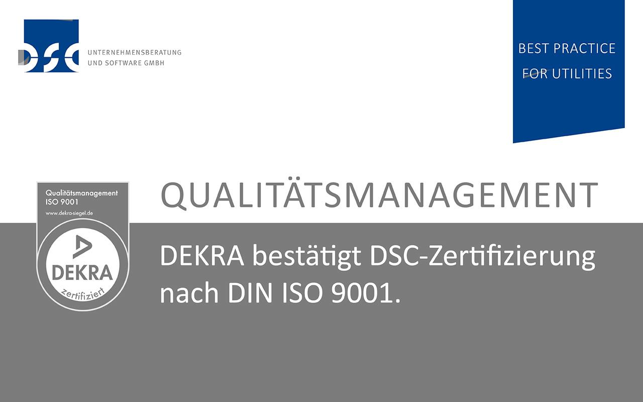 QMS - Re-Zertifizierung
